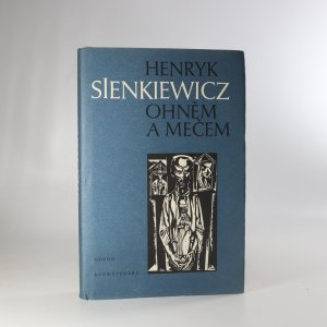 náhled knihy - Ohněm a mečem