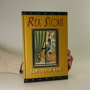 náhled knihy - Červená nit