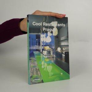 náhled knihy - Cool restaurants Prague
