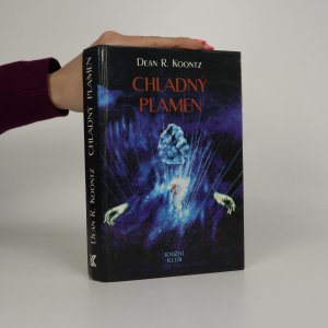 náhled knihy - Chladný plamen