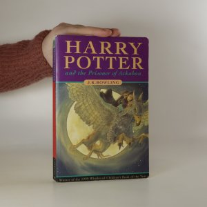 náhled knihy - Harry Potter and the Prisoner of Azkaban