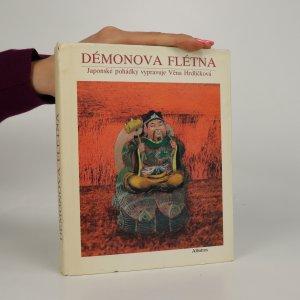 náhled knihy - Démonova flétna. Japonské pohádky
