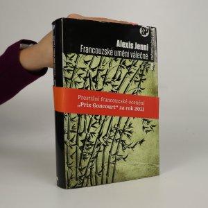 náhled knihy - Francouzské umění válečné
