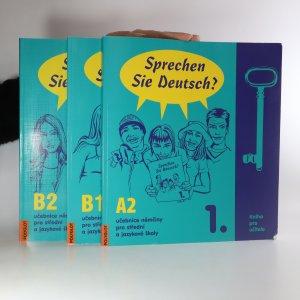 náhled knihy - Sprechen Sie Deutsch? Kniha pro učitele. Díl I-III, úroveň A2-B2 (3 svazky)