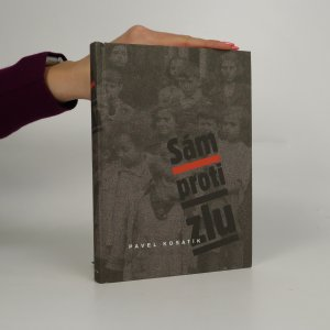 náhled knihy - Sám proti zlu