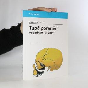 náhled knihy - Tupá poranění v soudním lékařství