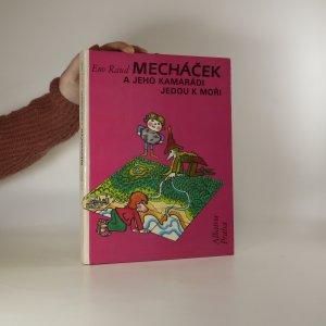 náhled knihy - Mecháček a jeho kamarádi jedou k moři