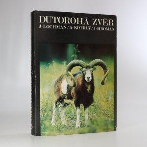 náhled knihy - Dutorohá zvěř