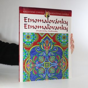 náhled knihy - Etnomalovánky. Etnomaľovánky