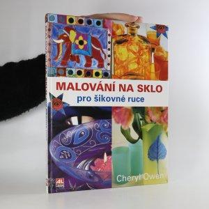 náhled knihy - Malování na sklo pro šikovné ruce