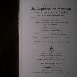 antikvární kniha Jak úspěšně (ne)stárnout aneb Sexy až do hrobu, 2012