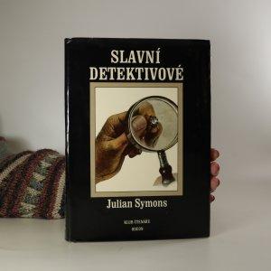 náhled knihy - Slavní detektivové. Sedmero původního pátrání