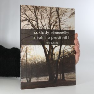 náhled knihy - Základy ekonomiky životního prostředí I