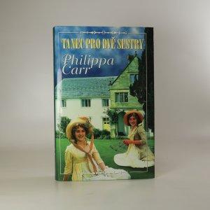 náhled knihy - Tanec pro dvě sestry