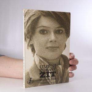 náhled knihy - Umění zdravě žít. Kniha pro ženy