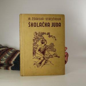 náhled knihy - Školačka Juda