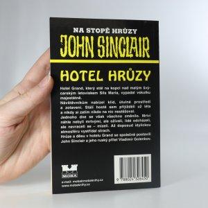 antikvární kniha Hotel hrůzy, neuveden
