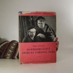 náhled knihy - Dobrodružství Arthura Gordona Pyma