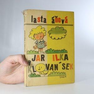 náhled knihy - Jarmilka a Klovanýsek