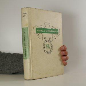 náhled knihy - Hostinec U kamenného stolu