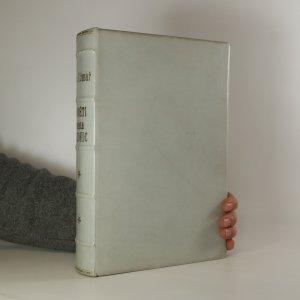 náhled knihy - Dějiny a paměti města Vizovic. Národopisné a životopisné paměti Vizovic. Doplňky pamětí