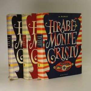 náhled knihy - Hrabě Monte Cristo I.-VI. díl (6 dílů ve třech svazcích)