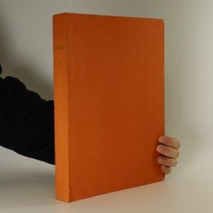 náhled knihy - Hollar. Sborník umění grafického. Ročník XII (4 svazky)