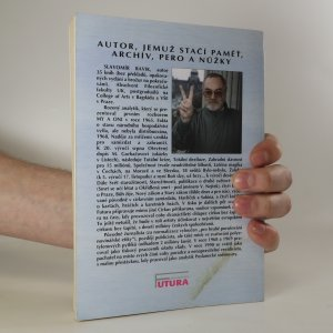 antikvární kniha Roň slzy, už brzy..., 1999