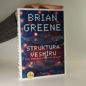 náhled knihy - Struktura vesmíru. Čas, prostor a povaha reality