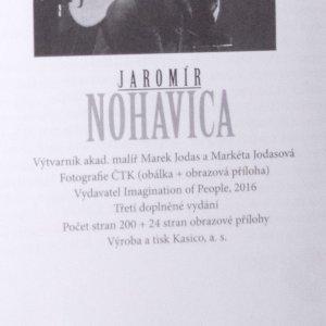 antikvární kniha Jaromír Nohavica, 2016