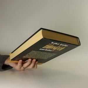 antikvární kniha Velká kniha židovských anekdot, 2001