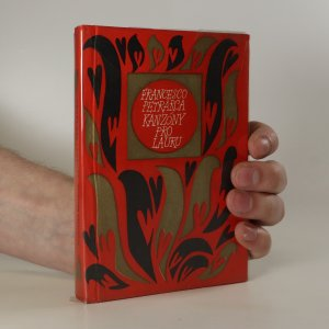 náhled knihy - Kanzóny pro Lauru