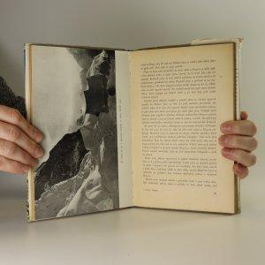 antikvární kniha Na vrcholu Mount Everestu, 1957