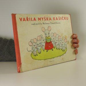 náhled knihy - Vařila myšička kašičku (leporelo)