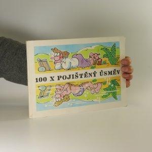 náhled knihy - 100 x pojištěný úsměv
