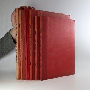 náhled knihy - Opery a skladby: Verdi, Gounod, Mozart, Rossini, Dvořák (6 svazků, díla dle fotografie)