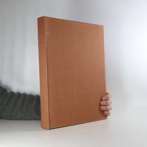 náhled knihy - Hollar. Sborník grafického umění (ročník XVI, číslo 1 - 6)