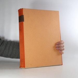 náhled knihy - Hollar. Sborník grafického umění (ročník XVII, čísla 1 - 6)