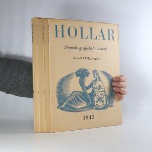 náhled knihy - Hollar. Sborník grafického umění (ročník XVIII, čísla 1 - 4)