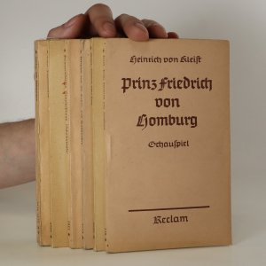 náhled knihy - 6 x Phillip Reclam Verlag (viz foto)