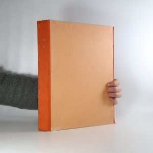 náhled knihy - Hollar. Sborník grafického umění (ročník XIX, čísla 1 - 4)