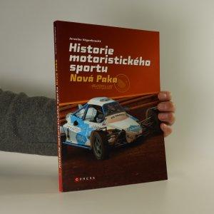 náhled knihy - Historie motoristického sportu. Nová Paka