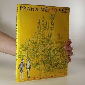 náhled knihy - Praha, město věží