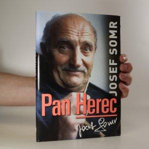 náhled knihy - Pan Herec Josef Somr