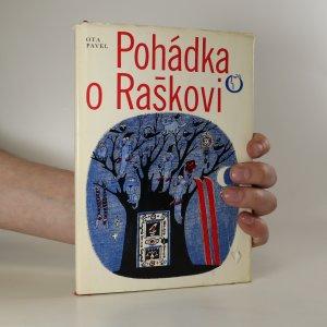 náhled knihy - Pohádka o Raškovi