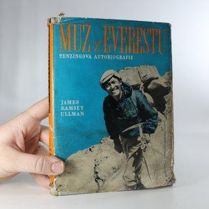 náhled knihy - Muž z Everestu. Tenzingova autobiografie