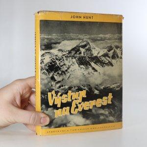 náhled knihy - Výstup na Everest