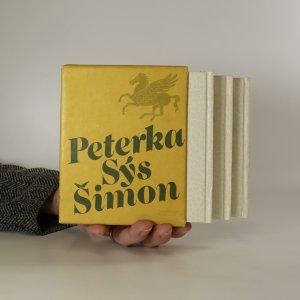 náhled knihy - Autobiografie vlka a člověka. Newton za neúrody jablek. Český den. (3 svazky)