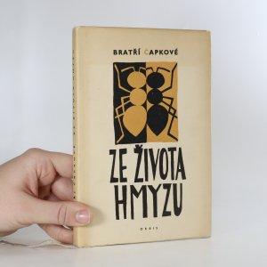 náhled knihy - Ze života hmyzu
