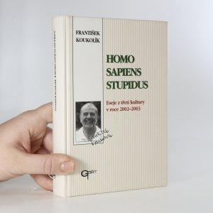 náhled knihy - Homo sapiens stupidus